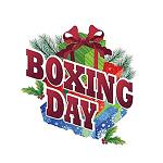 """""""Boxing Day"""" в декабрьские выходные / № 38"""