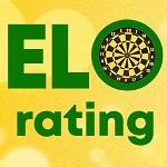 Итоговый дартс-рейтинг ELO — 2018  / № 54