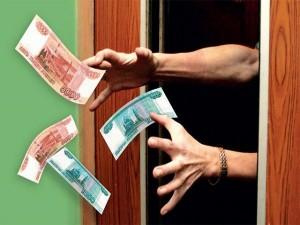 лифт денег