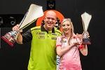 Майкл ван Гервен чемпион Nordic Darts Masters 2021 / № 576