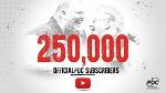 У YouTube-канала PDC четверть миллиона подписчиков / № 573